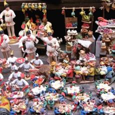 Neapel: Weihnachtsbummel durch die Krippenstraße