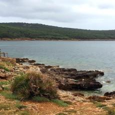 Wanderung auf Sardinien mit Meerblick