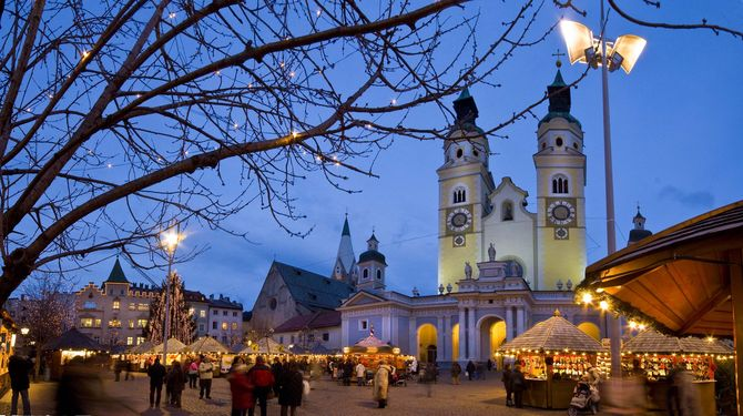 Christkindlmarkt in Brixen (© Tourismusverein Brixen)