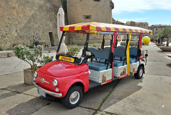 Sightseeing-Tour Alghero