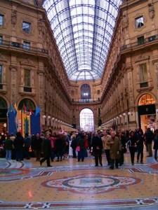 Galleria Vittorio Emanuele II (© Redaktion - Portanapoli.com)