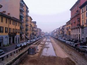 Navigli in Milano (© Redaktion - Portanapoli.com)