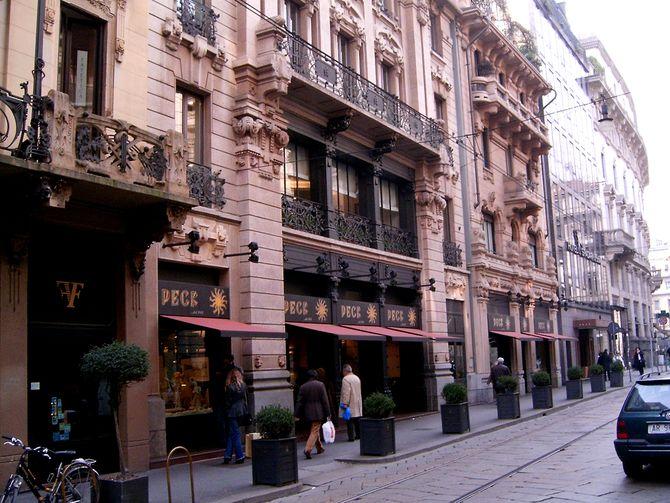 Milano Peck (© Redaktion - Portanpoli.com)