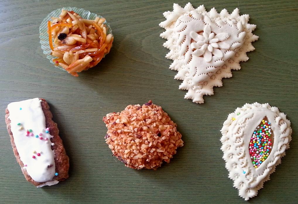 Typisches Gebäck aus Sardinien (© Redaktion Portanapoli.com)