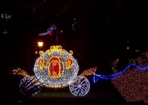 Kutsche von Cinderella (© Umberto - Portanapoli.com)