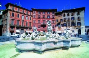 Neptuns Brunnen an der Piazza Navona in Rom (© Vito Arcomano - Fototeca ENIT)