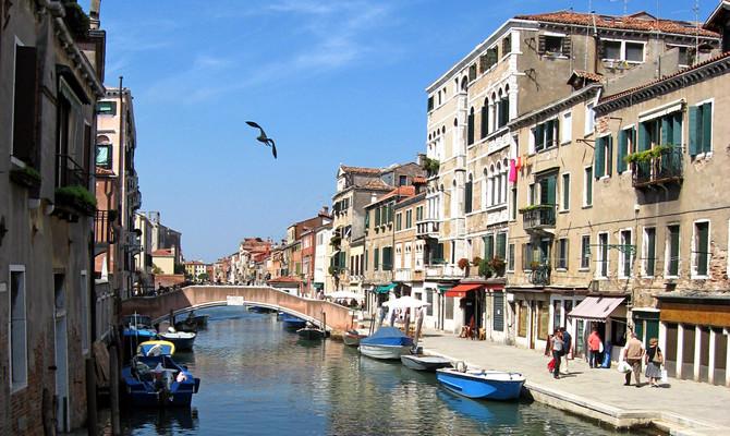 Venedig ist zu jeder Jahreszeit eine Reise wert (© Redaktion - Portanapoli.com)
