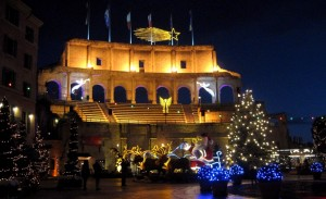 Kolosseum-Bogen des Hotel Colosseo (© Redaktion - Portanapoli.com)