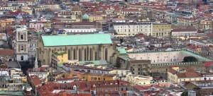 Die Altstadt von Neapel ist ein enges Labyrinth aus Gassen, Kirchen und Häusern. (© Redaktion Portanapoli.com)