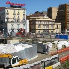 Neueröffnung in Neapel: U-Bahn-Station Municipio am Hafen