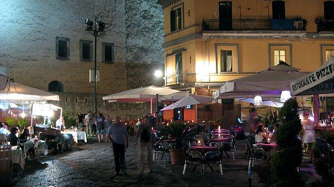 Nachtleben am Borgo Marinaro