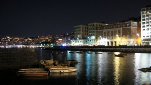 Napoli by night - Promenade ( Redaktion Portanapoli.com)