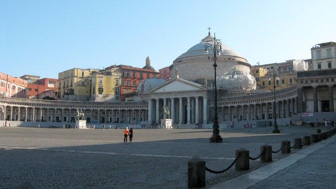 Auf der Piazza Plebiscito werden oft Konzerte und Feste veranstaltet.