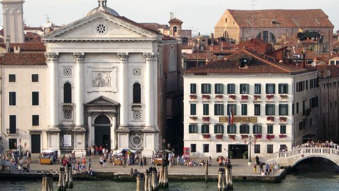 Vivaldi-Kirche in Venedig