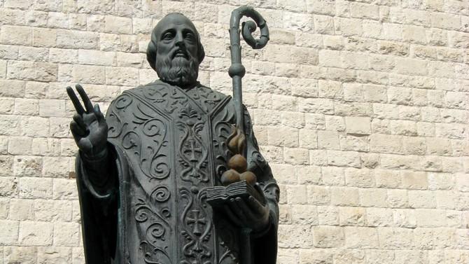 Stadtpatron von Bari: San Nicola