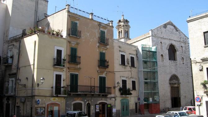 Die Altstadt besteht aus einem Labyrinth von engen Gassen