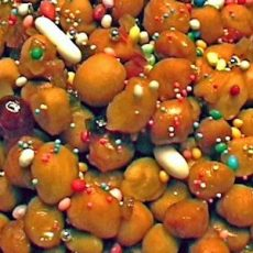 Struffoli – leckeres Weihnachtsgebäck aus Neapel