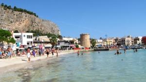 Bucht von Palermo