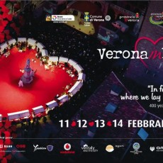 Verona in love 2016: Festival am Valentinstag
