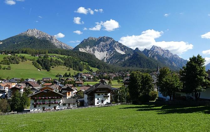 St. Vigil in Südtirol