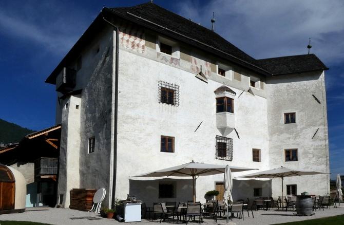 Restaurant Sichelburg in Pfalzen