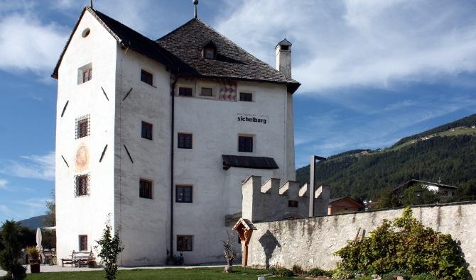 Restaurant Sichelburg in Pfalzen, Südtirol