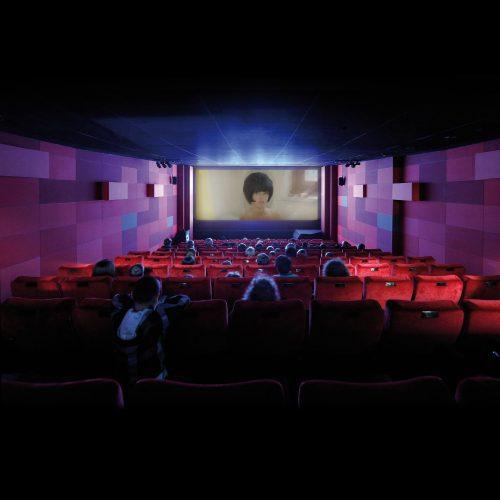 Das Kino im Deutschen Filmmuseum. Foto: Uwe Dettmar / Quelle: Deutsches Filminstitut
