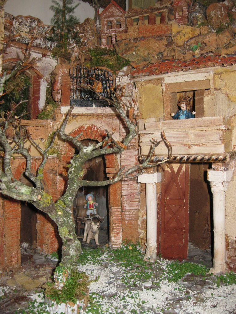Presepe von Luigi Buommino, 2010