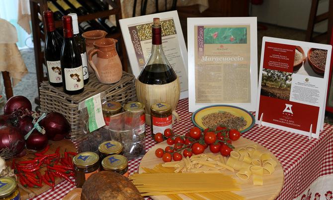Produkte aus dem Cilento
