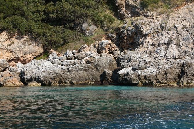 Felsenküste Punta degli Infreschi