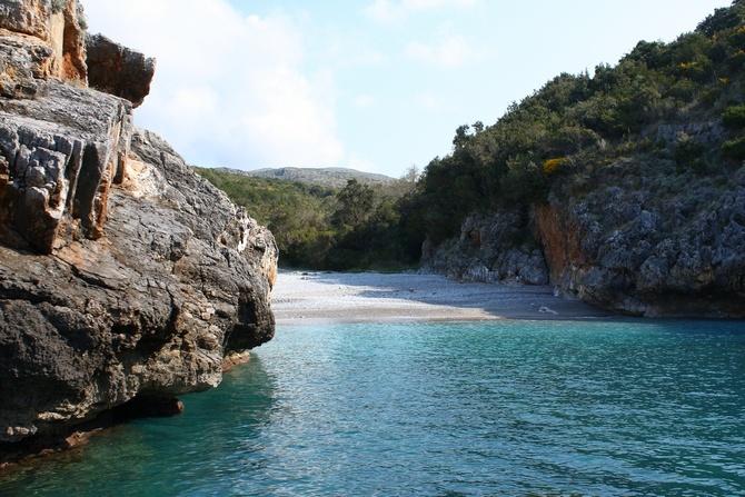 Bucht Cala Bianca