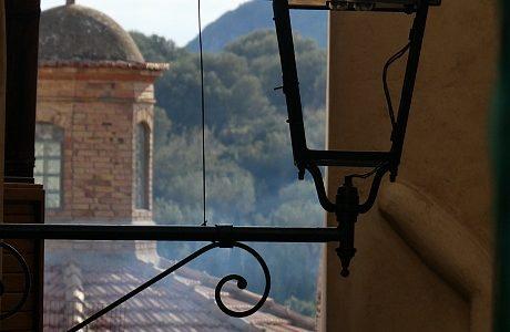 Blick auf die Kirchkuppel