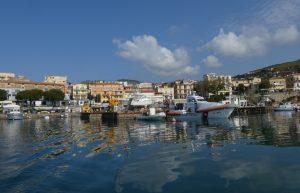 Hafen von Marina di Camerota