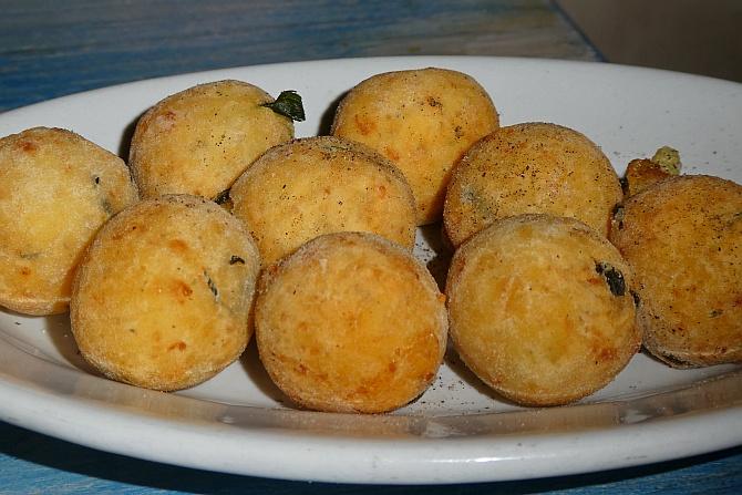 Polpette di Patate - Kartoffelbällchen
