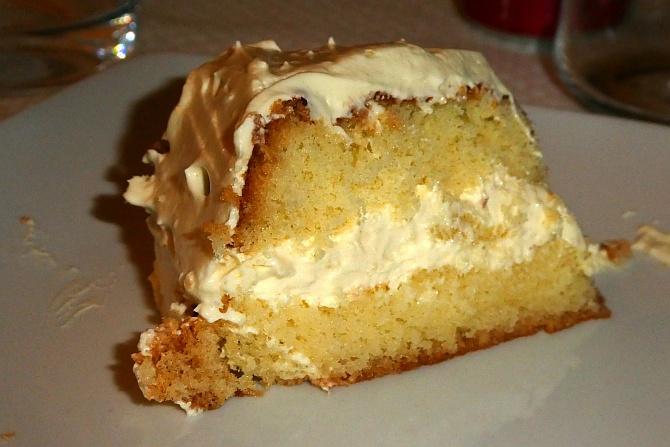 Torta al limone - Zitronenkuchen