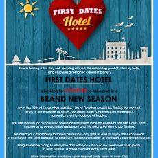 Serie First Dates Hotel: Lust auf einen Tag in einem SPA-Resort bei Neapel?